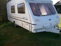 sterling cruach cuillin 2002 4 berth end shower room excellent condition