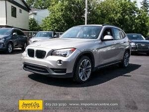 2013 BMW X1 28i Sport and Premium packages PRICE REDUCED!!