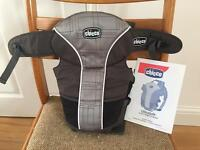 Chicco ultrasoft 2-in-1 infant / baby carrier / pouch