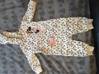 Mini mouse girls romper 3-6 months