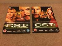 CSI season 7 DVD boxset
