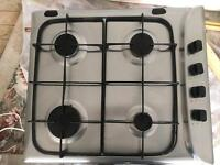 Hotpoint 4 ring gas hob £30 good condition