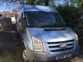 Ford Transit 280 2.4 td long wheel base mid roof