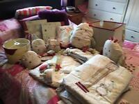 Mamas and Papas 19 piece Nursery Set