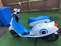 Wk Mii50 ~ 50cc Moped