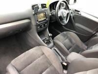 VW GOLF 2.0 GT TDI 140 BMT DIESEL SAT NAV ONE OWNER CAR