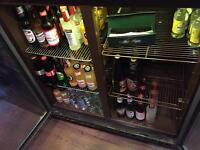 Drink fridge cooler £50