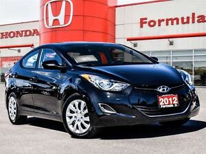2012 Hyundai Elantra L- The price is right: don't miss a great d