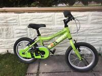Child's Ridgeback MX14 bike