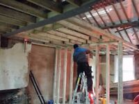 FROM £150 DAY EXPERIENCED MULTISKILLED BUILDERS