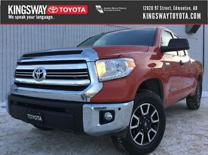 2016 Toyota Tundra 4x4 Double Cab SR 5.7L - TRD Off-Road Package