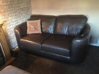 2 x 2 seater sofas - delivery available