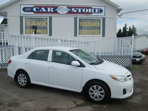 2011 Toyota Corolla CE AUTOMATIC!! A/C!! CRUISE!! POWER WINDOWS!