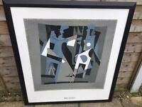 PICASSO print - framed