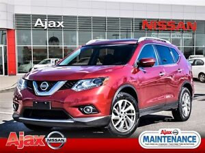 2014 Nissan Rogue SL*Navigation*Accident Free*