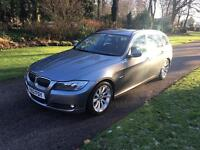 2012 12 PLATE BMW 330D SE TOURING ESTATE 6 SPEED MANUAL