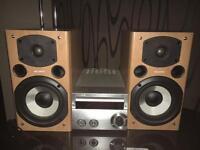 Sony CD hifi FM/AM radio