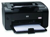HP LaserJet P1102w Laser WiFi Printer with Toner