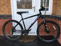 BARGAIN. LADIES HI SPEC CARRERA MOUNTAIN BIKE