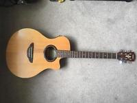 Yamaha APX-3M Electro Acoustic Guitar