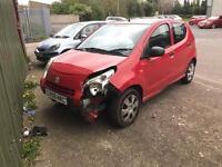 Suzuki alto salvage