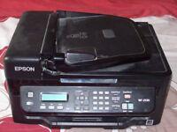 Epson frinter scanner fax