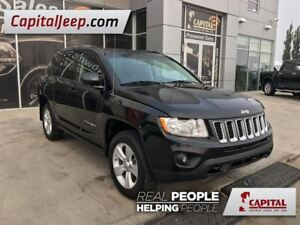 2012 Jeep Compass North| Cloth| 4X4| Sunroof| CD Player| AUX