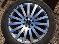 Alloy wheels fit Vauxhall Corsa