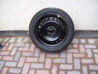 New/Unused Tyre and Rim