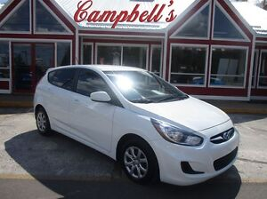 2013 Hyundai Accent GL 5DR HATCHBACK HTD SEATS AUTOMATIC AIR