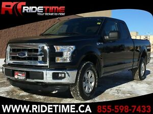 2015 Ford F-150 XLT 4WD - 3.5L EcoBoost, Alloy Wheels, Tow Pkg