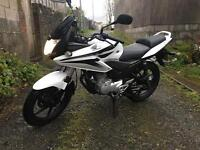2010 CBF125 for sale. Low mileage