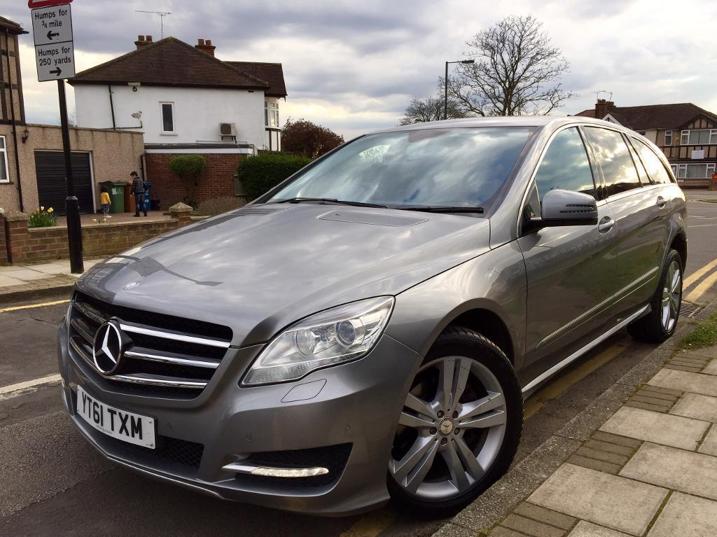 2011 61 mercedes benz r class r350 l 7g auto blu effcy 7 for 2011 mercedes benz r350 for sale