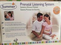 Prenatal listening device