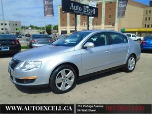 2010 Volkswagen Passat 2.0 TURBO ALLOYS LEATHER SUN ROOF