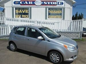 2009 Chevrolet Aveo AVEO 5 LS 5 DOOR HATCHBACK!! AIR CONDITIONIN