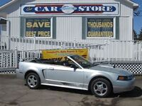 2003 Ford Mustang CONVERTIBLE!! 5 SPEED!! A/C!! CRUISE!! ALLOYS!