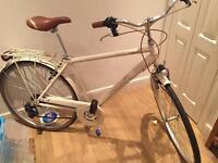 MBM BOULEVARD MAN BICYCLE 30'' 6S TREKKING CITY BIKE