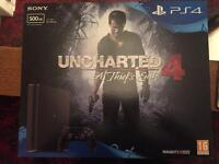 BRAND NEW PS4 WITH GAME