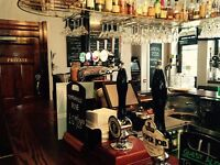 Full time Barman/Bartender for Central London Gastro Pub/Restaurant - Immediate Start!!!