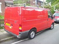 FORD TRANSIT 260 SWB 85BHP MOT SEPTEMBER 3 KEYS DRIVES WELL STARTS WELL 110k miles full history