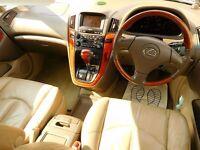 CHEAP* Lexus RX 300 auto SE 4-wheel drive, MOT sept 2017