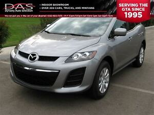 2010 Mazda CX-7 GX LEATHER/SUNROOF/ONLY 104.000KM