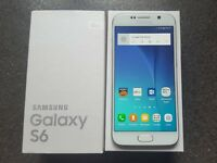UNLOCKED Samsung Galaxy S6 SM-G920F 32GB White perfect phone !!!!