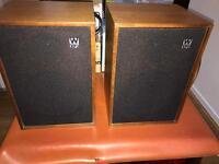 Pair Wharfedale Denton XP2s