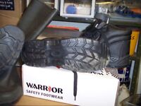 WORK BOOTS AND WELLIES STZE 11 £10 FOR BOTH