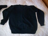 Boys Navy School Jumpers