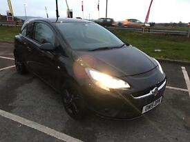 2015 Corsa 1.2 limited edition