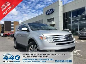 2010 Ford Edge Limited | AWD, CUIR, TOIT PANORAMIQUE