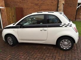 2012 Fiat 500 3200 MLS FSH